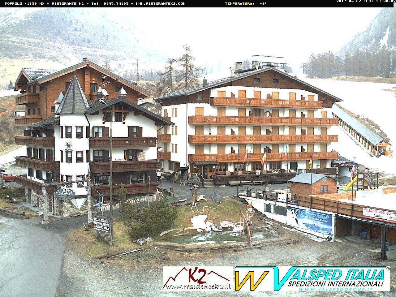 Webcam Foppolo